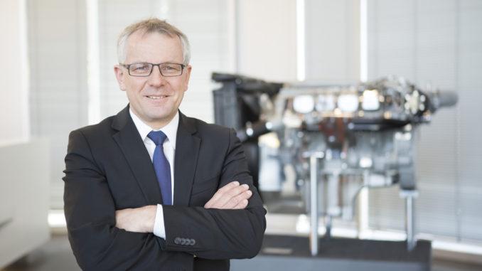 Prof. Dr.-Ing. Stefan Pischinger, RWTH Aaachen